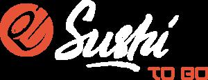 SushiToGo Logo negativ