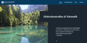 BOE Swiss GmbH – Webseite & Google Werbung