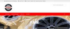 Garage Petrassi – Webseite & Google Werbung