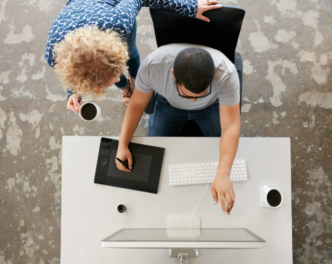 Grafikdesign - Digital Marketing Switzerland - Digital Marketing Agentur