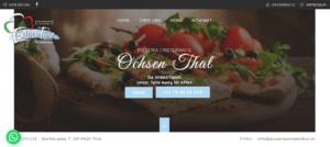 Pizzeria Ochsenthal – Webseite