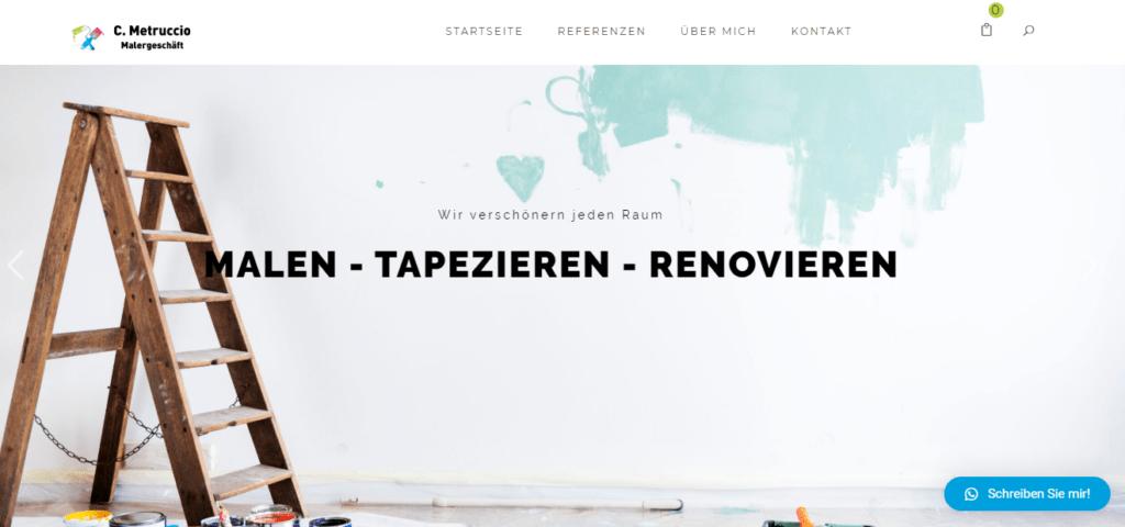 Referenzen-Digital-Marketing-Switzerland-Metruccio-Maler