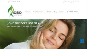 IASO Wellness – Webshop