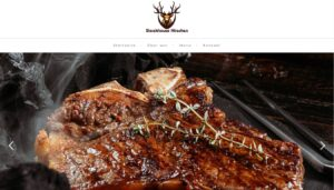 Steakhouse Hirschen – Webseite & Social Media